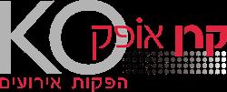 logo קרן אופק
